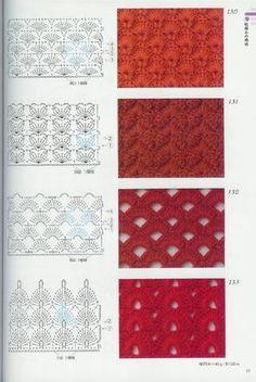 Crochet 300 patterns in a free ebook