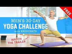 Join the Men's 30 Day Yoga Challenge on DOYOUYOGA