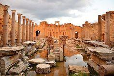 Leptis Magna - Libia