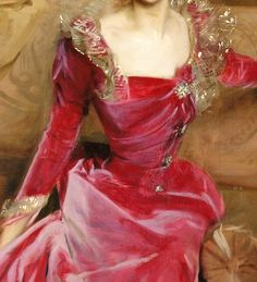Mrs Hugh Hammersley by John Singer Sargent