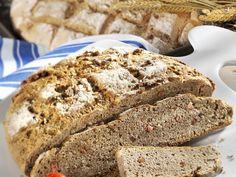 Tolles Brot mit fleischiger Einlage! Speckbrot - smarter - Zeit: 40 Min. | eatsmarter.de