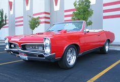 1967 Pontiac LeMans GTO. Duh.
