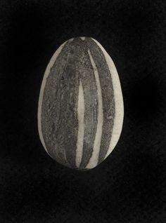 """graphandcompass: """"Detalle de una sola, la semilla de la porcelana hecha a mano…"""