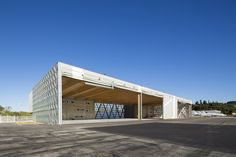 hangars architecture extension - Google Search