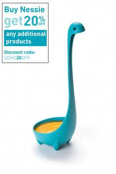 Nessie - Ladle (back order by April-May)