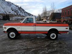 1971 Chevy K20 3/4 ton 4X4