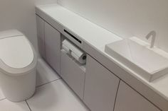 Toilet | housing equipment Paper Craft | TOTO