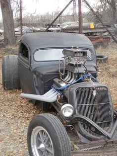 Rat Rod Pickup Build Ratrodtrucks Rattruck Ideas Rat Rod Cars