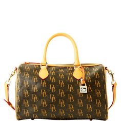 Great bag for every girl to own,  structured satchel!