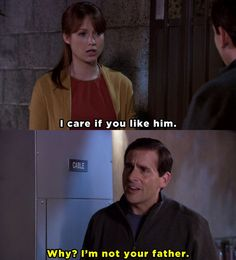 Office tv show, dunder mifflin, office memes, funny office quotes, funny . The Office Erin, The Office Show, Parks N Rec, Parks And Recreation, Erin Hannon, Office Memes, Funny Office Quotes, Funny Quotes, Funny Memes