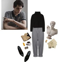 Theo Decker by unwriteable on Polyvore featuring polyvore, Proenza Schouler, Boutique, PRIVATE LIVES, fashion, style and clothing