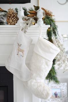 Christmas Stockings— The Doctor's Closet