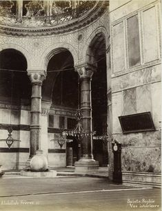 Hagia Sophia, Ottoman Empire, Historical Pictures, Brooklyn Bridge, Old Photos, Istanbul, History, Architecture, City