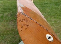 GREGO wooden D2 board ID 6538 - copyright Rainer Frohböse