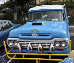 Charger fan football truck