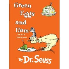 Activities To Study Dr Seuss' Green Eggs And Ham from My Delicious Ambiguity