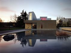 steven holl - chapel of st ignatious
