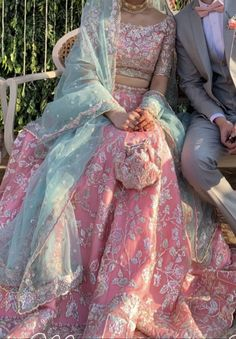 Indian Bridal Outfits, Pakistani Wedding Dresses, Pakistani Dress Design, Pakistani Bridal, Indian Dresses, Bridal Dresses, Wedding Outfits, Function Dresses, Engagement Dresses