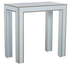 Celine Nailhead Table