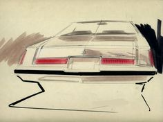ca. 1970s gm concept,(c) gm co, inc