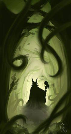 Maleficent+by+Pangol.deviantart.com+on+@deviantART