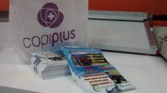 Tus flyers y publicidad al mejor precio. Copiplus Santander. c/alta 103