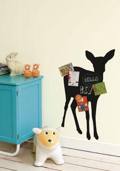 Deer (17x32 inch) - Groovy Magnets
