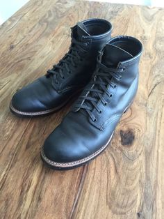 Red Wing Heritage Blacksmith Size 8.5  #RedWing #WorkSafety