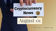 Cryptocurrency News Cast For August 1st 2020 ?