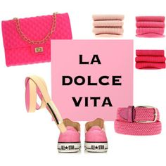 """""""La Dolce Vita"""" by coolorfool on Polyvore"""