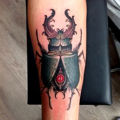 thievinggenius: Tattoo done by Tim Beijsens. @timbeijsens