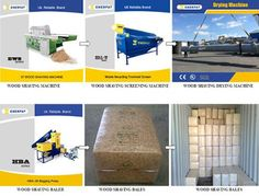 Recycling Enerpat China: Wood Shaving Plant, Wood Shaving Machine, Wood Sha...
