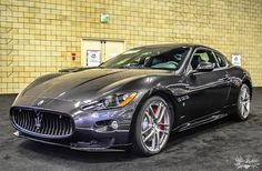 Maserati GranTurismo...