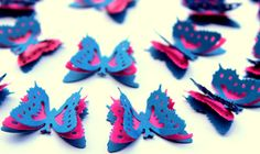 Mini Butterflies 3 layer butterflies Scrap by MyDreamDecors