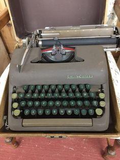 Office Automation, Smith Corona Typewriter. Office Automation, Smith Corona Typewriter