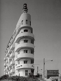 Tel Aviv is the only city in the world with a centre built entirely in functionalist style.
