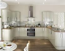 Glendevon Flint Grey kitchens have a subtle flint grey colour, which creates a unique and sophisticated kitchen. The Kitchen Show, New Kitchen, Kitchen Dining, Kitchen Decor, Kitchen Ideas, Kitchen Storage, Modern Kitchen Cabinets, Kitchen Paint, Kitchen Furniture