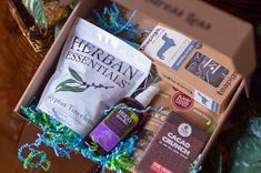 Stress Less Box is a subscription box that sends relaxing aromatherapy products and organic snacks to your front door! All natural, vegan, and organic products. Homemade Essential Oils, Essential Oil Blends, I Love You Signs, Subscription Boxes, Monthly Subscription, Organic Snacks, Mental Health Awareness Month, Relaxation Gifts, Stress Less