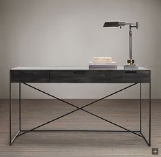 A Home Office For The Tailored Man                                                                                                                                                      More
