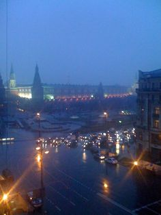 Moscow (view from my old appartment) Moscow Kremlin, Russia, Spaces, Travel, Viajes, Destinations, Traveling, Trips
