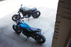 jvb-moto mt-07xsr700 on thebikeshed