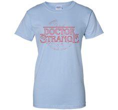 Doctor Stranger Things T-Shirt