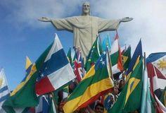 Canales de TV contarán con señal en vivo, íntegra y gratuita de JMJ Río 2013