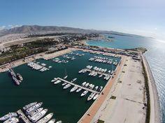 Sailing Athens