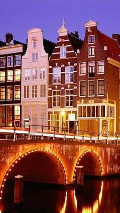 Amsterdam Scenery iphone 5 HD wallpapers