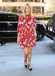 This Is What Ivanka Trump Looks Like 2 Days After Giving Birth