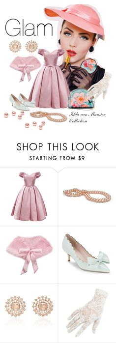 """""""Glammertime! #iddavanmunster #springcollection #woodyellenbags"""" by woody-ellen-vintagestyle ❤ liked on Polyvore featuring Kate Spade, Nam Cho, Black and vintage"""