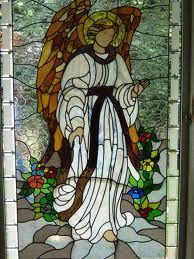 imagenes en vitral de angeles y arcangeles - Buscar con Google