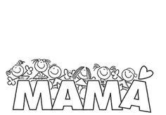 8 Martie, Mothers Day Crafts, Craft Activities, Diy And Crafts, Kindergarten, Parents, Gifts, Ideas, Printable