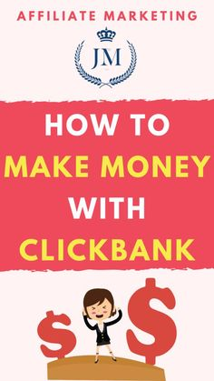 How to Make Money with ClickBank in 2019 - Passive Income Lifestyles Online Income, Earn Money Online, Earning Money, Business Marketing, Social Media Marketing, Online Business, Online Entrepreneur, Affiliate Marketing, Email Marketing